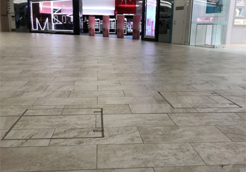 Internal Access Covers For Building Floors