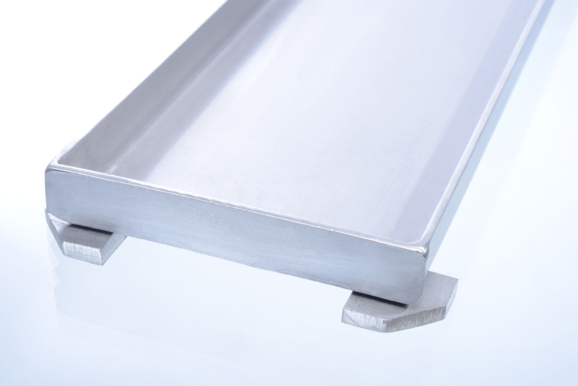 Tile Slotted Top Grate